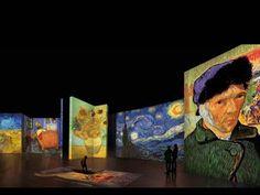 Van Gogh Alive - The experience! | Exposição multimédia 30/7 a 31/8. Explore a obra e a vida de Van Gogh durante o período de 1880 a 1890. Interprete os seus pensamentos, sentimentos e estado de espírito da época em que viveu em Arles, Saint Rémy e Auvers-sur-Oise, geografias em que criou as suas obras mais icónicas. domingo a 5ªf | 10h00-20h00; 6ªf, sábado e vésperas de feriado | 10h00-21h00.