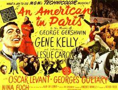 1951 An American In Paris