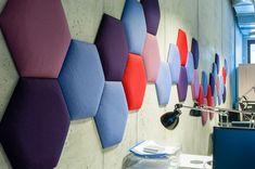 Fal Decor, Acoustic Panels, Hush Hush, Interior Design, Abstract, Artwork, Design Ideas, Nest Design, Summary