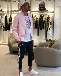 Swag Style, Aubameyang Arsenal, Men Photoshoot, Do You Like It, Lewis Hamilton, Neymar Jr, Swag Outfits, Bomber Jacket, Menswear