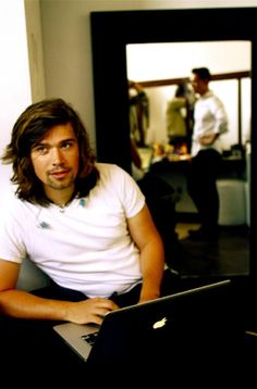 Zac Hanson- still hot after all these years. I'm feeling pretty old right now. :/