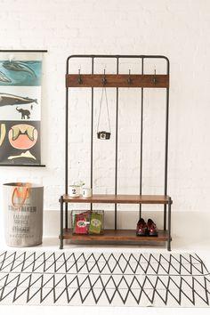 hallway storage furniture - Google Search
