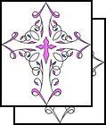 feminine cross