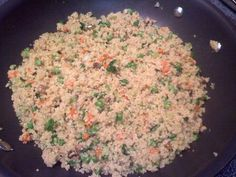 Quinoa Pilaf Maybe now I will use up the bags of quinoa in my pantry with a delightful new recipe like this. Vegetarian and gluten free!  Can't go wrong!! :)