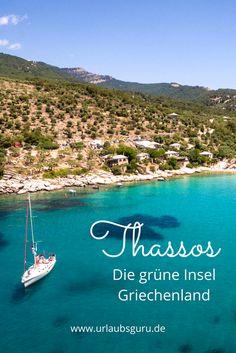 Die Insel Thassos ist geprägt von umwerfend schönen Stränden und einer sattgrünen Vegetation. Erfahrt, was diese Insel sonst noch zu bieten hat und warum die nördlichste der bewohnten griechischen Inseln bei Touristen immer beliebter wird!