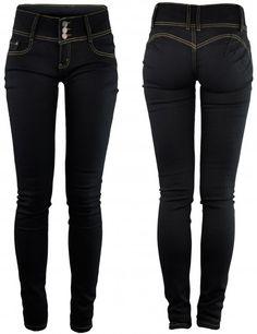 Spodnie Jeans Push-Up SKINNY