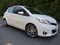 used Toyota Yaris VVT-I ICON PLUS in surrey