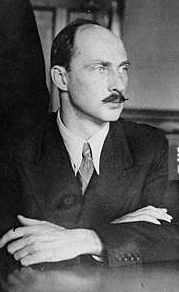 Archduke Leopold of Austria of Austria-Tuscany (1897 – 1958). He was the second son of Archduke Leopold Salvator of Austria. He married twice and had a daughter from his first marriage, Gabrielle of Habsburg-Lorraine (1921 - 1996) (created Countess of Wolfenau in 1922), who married Jan van der Mühll (1918 - 1977), a Swiss banker, in 1948 and had two daughters and a son in Switzerland before her divorce in 1958.