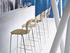 Barová židle Blog vytvoří ve Vašem baru skvělé neokoukané prostředí.
