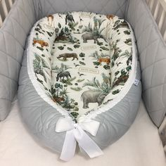 premium Baby nest whit removable cover for a newborn baby, baby nest sleeper, Baby Shower Gift for a baby, baby Cocoon bed, Co Sleeper Baby Shower Themes, Baby Shower Gifts, Woodland Nursery Bedding, Baby Co Sleeper, Baby Cocoon, Baby Nest, Baby Registry, Baby Crafts, Little Babies