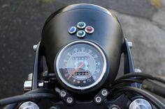 Benji's Headlight Bucket - Page 7 - Triumph Forum: Triumph Rat Motorcycle Forums