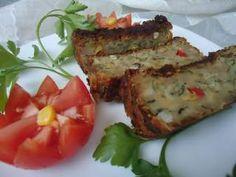 Drob de legume(de post), Poza 2 Meatloaf, Baked Potato, Potatoes, Baking, Ethnic Recipes, Food, Potato, Bakken, Essen