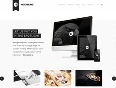 21 Amazing Examples of Clean and Minimal Web Designs #BarryMadden