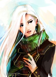 THIS IS ROGUE. I created my character based on this painting. So yes, I created Rogue for the painting. I wanted to give this girl a character, someone to model her after. So I created Rogue, and let me tell you, I am so glad I did.