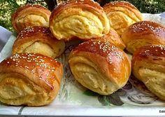 Hungarian Recipes, Hungarian Food, Pretzel Bites, Bread, Mary, Diet, Bulgaria, Hungarian Cuisine, Brot