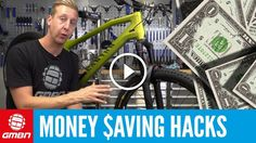 Watch: 6 Money Saving Mountain Bike Hacks https://www.singletracks.com/blog/mtb-videos/watch-6-money-saving-mountain-bike-hacks/