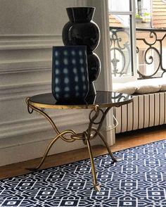 """45 mentions J'aime, 1 commentaires - Pierre Sauvage (@casa__lopez) sur Instagram: """"#new #bespoke #rug @casa__lopez #joseffrank #fabric #geometric #style #wool #deco #decor #casalopez…"""""""