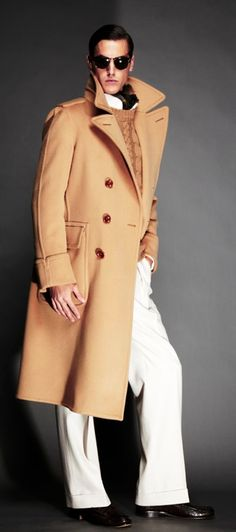 "This Tom Ford ""Great Coat""... Is a great coat!!!"