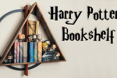 Harry Potter Floating Shelf: 9 Steps (with Pictures)