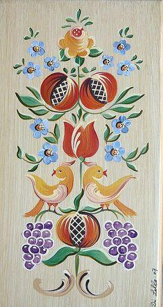 orange birds | Flickr - Photo Sharing!