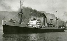 SS Clan Brodie, was being built by J. G. Kincaid & Co. Ltd., Greenock for Clan Line at the start of WW II. She was taken over by the Admiralty and was completed as the aircraft transport HMS Athene. Returned to Clan Line in '46 she was refitted for commercial service. '62 sold to King Line' 63 scrapped Hong Kong