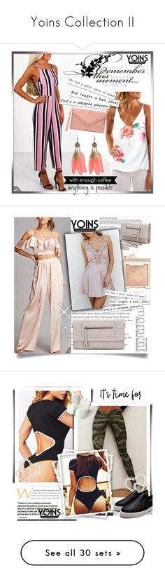 """""""Yoins Collection II"""" by mery66 ❤ liked on Polyvore featuring yoins, yoinscollection, loveyoins, WALL, York Wallcoverings, Chronicle Books, Ciaté, 7 For All Mankind, Lapcos and Wall Pops!"""