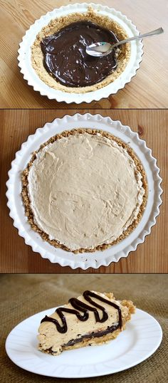 Nutter Butter Peanut Butter Pie #recipe