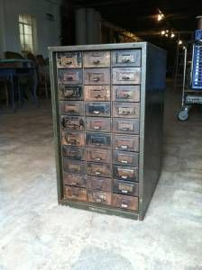 Industrial Card File  $200
