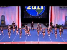 Cheerleader competition videos