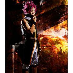 cosplay Natsu Fairy Tail