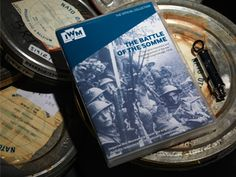 The Battle of the Somme DVD Battle Of The Somme, Warfare, Water Bottle, Museum, Personalized Items, Water Bottles, Museums