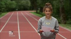 On Friday, long-distance runner Alexi Pappas will compete in Rio in her…