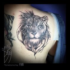 Half Lion half tiger by sakura1690