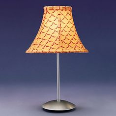 LumiSource Retro Geometric Table Lamp