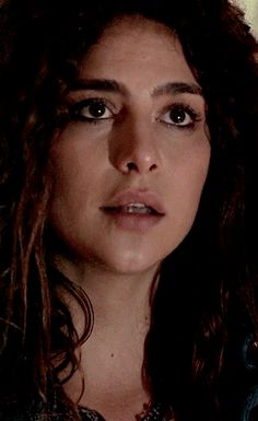 """fearwanheda: """" stan you already of course you'll die soon because you only want peace """" Nadia Hilker, Samara, Face Claims, Pretty Face, Siblings, Raven, The 100, Oc, Peace"""
