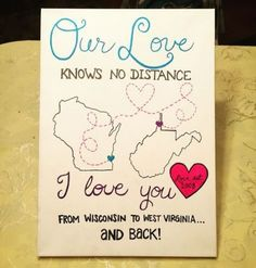 Gifts For Boyfriend Diy Long Distance Love Notes 22 Ideas Gifts For Boyfriend Diy Long Distance Love Notes 22 Ideas Long Distance Boyfriend, Long Distance Love, Long Distance Gifts, Drawings For Boyfriend, Presents For Boyfriend, Boyfriend Gifts, Boyfriend Canvas, Long Distance Relationship Gifts, Distance Relationships