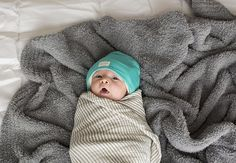 Sleepy HUSH Baby. || shophushbaby.com