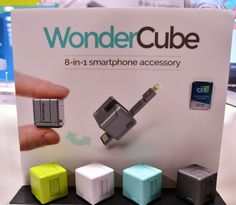 Pin for Later: 10 Genius Gadgets You Had No Idea Existed WonderCube smartphone accessory Iphone Gadgets, Spy Gadgets, Cool Tech Gadgets, Electronics Gadgets, Travel Gadgets, Fitness Gadgets, Cool Technology Gifts, New Technology Gadgets, Smartphone