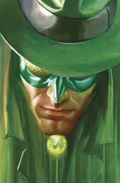 Green Hornet by Alex Ross