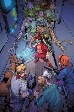 Scooby War
