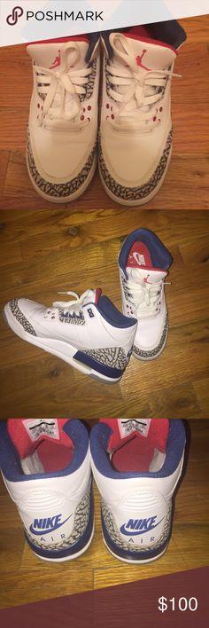 Nike sneakers Nike air Jordan's Great Condition! Willing to reseasonably negotiate price! Nike Shoes Sneakers