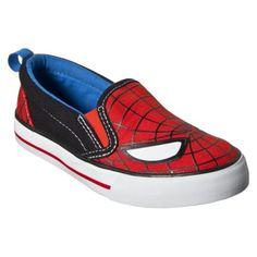 I wanted some original Spiderman Vans shoes but this will do!