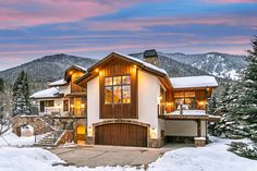Extraordinary Property of the Day: Stunning residence with panoramic mountain views in Vail, CO