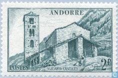 Andorra - French - Landscapes 1944