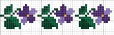 Alpha style friendship bracelet pattern. This chart is perfect for making both hand knotted and beaded jewelry. Other uses include - crochet, knitting, hand knotting, loom beading, Perler beading, weaving and tapestry design, pixel art, micro macrame, and anything using a charted pattern.