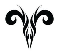 Aries Zodiac | Zodiac Tattoo Symbols: Aries Tattoos