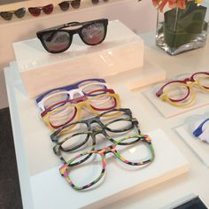 Óculos de sol e óculos de grau Carrera Interchangable, que tem a frente removível e mudam conforme seu estilo!