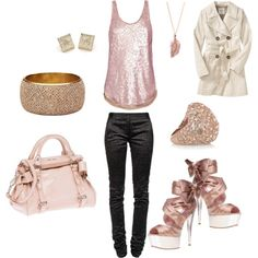 Girls Night Out, created by greenlee33 on Polyvore