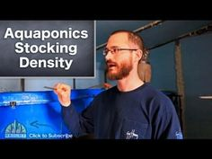 New pin! #Aquaponics Stocking Density - What you need to know before buying fish. #Pinning