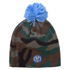 adidas New York City FC Knit Pom Beanie